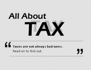 All About Tax