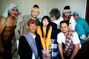 Bersama dengan Tim Kreatif Kanwil Direktorat Jenderal Pajak Jawa Barat II
