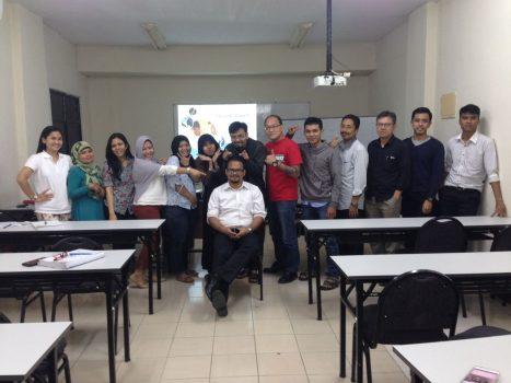 Pembekalan Materi Perpajakan Bagi Para Profesional Muda Generasi Bangsa Taat Pajak (28.11.2016)