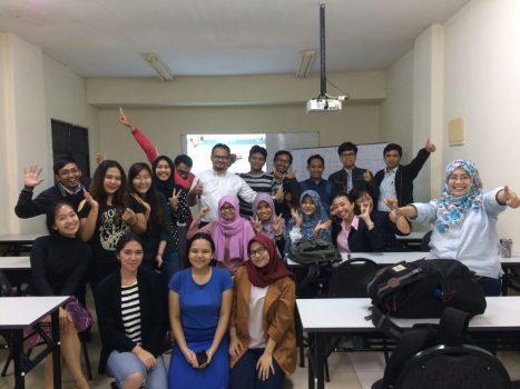 Pembekalan Materi Perpajakan Bagi Para Profesional Muda Generasi Bangsa Taat Pajak (Angkatan 29 – President Tax Center)