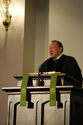 Pdt. Dr. Stephen Tong