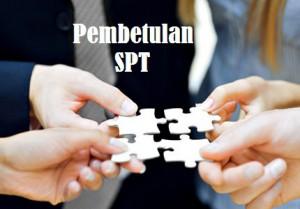 Pembetulan SPT-II