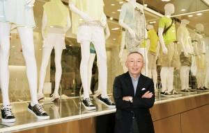 Tadashi Yanai : Sukses Karena Hobby