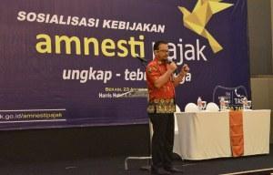 Amnesti Pajak : Surat Pernyataan