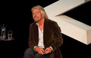 Richard Branson : Miliarder Terlahir Dengan Keterbatasan