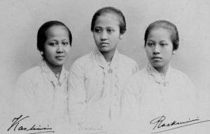 Jacques Henrij Abendanon : Pikiran Cemerlang Kartini