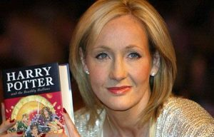 JK Rowling : Sikap Pantang Menyerah
