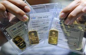 Perpajakan Atas Emas
