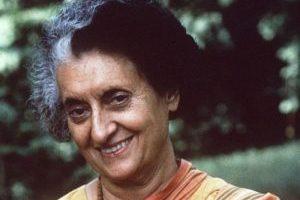 Indira Gandhi : Resiko Sebuah Kebijakan