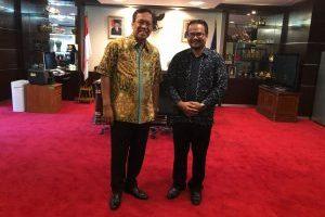 Admin Nusahati dan Direktur Jenderal Pajak