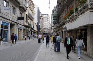 Pontevedra : Kota Tanpa Mobil