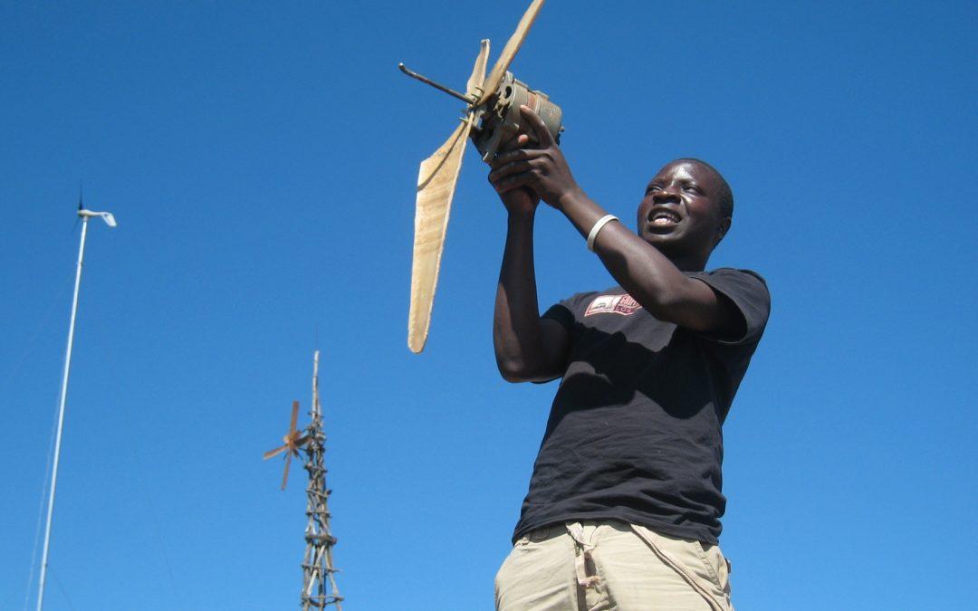 William Kamkwamba : Penjinak Angin