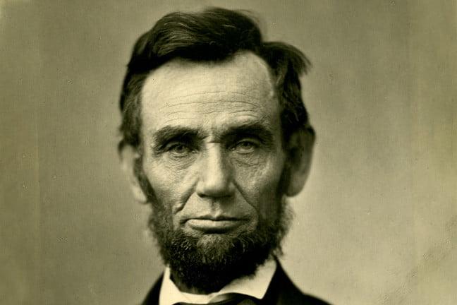 Abraham Lincoln : 1863 Gettysburg Address