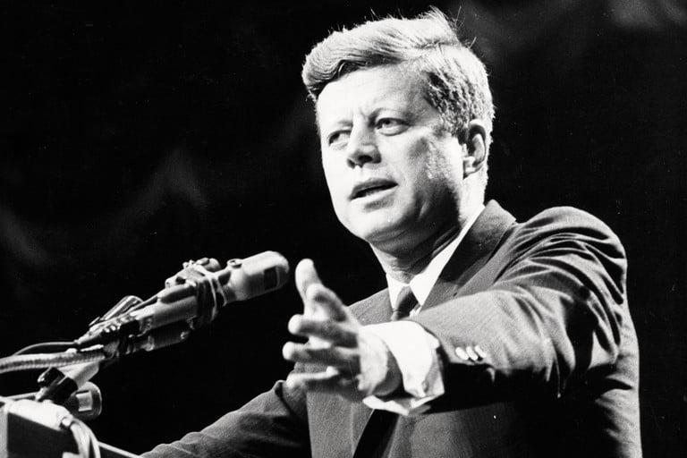 1961 Inaugural Address : John F. Kennedy