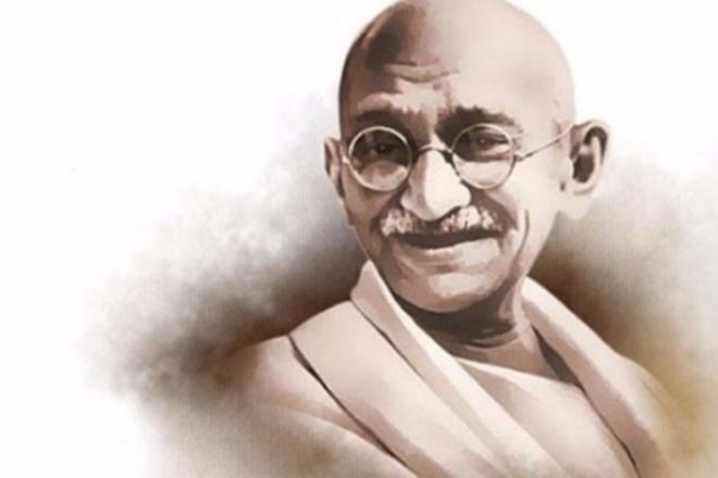 Mohandas Gandhi's Salt March