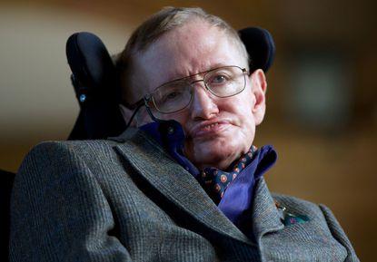 Stephen Hawking : Keterbatasan & Impian