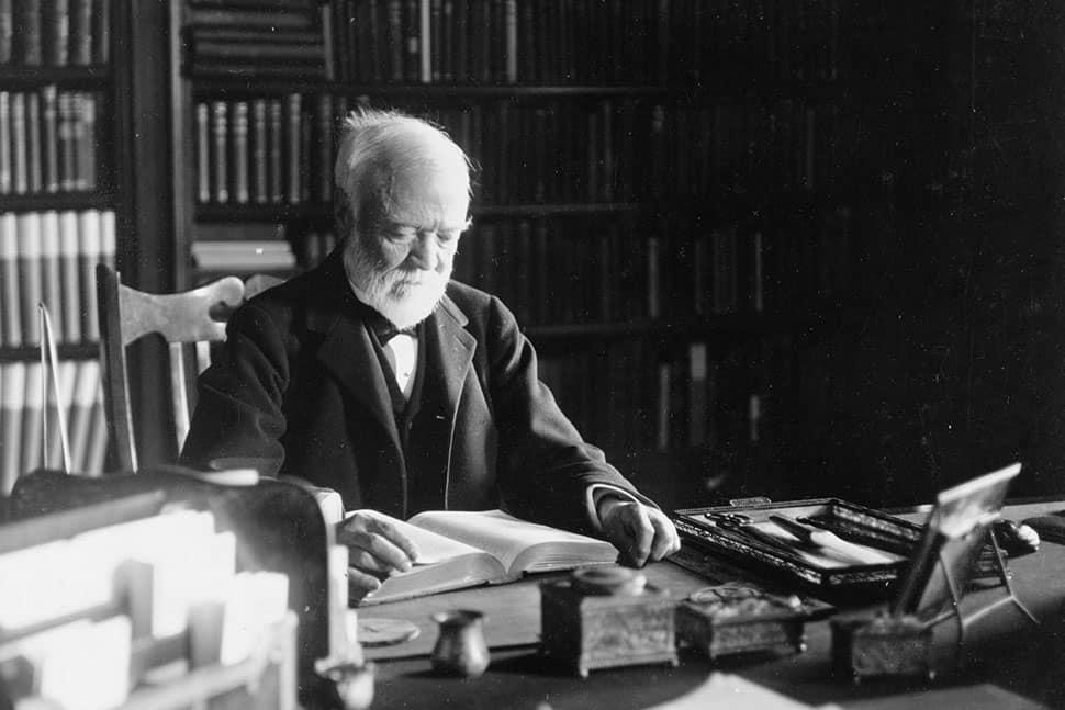 Andrew Carnegie : Kebaikan Yang Nyata dan Permanen