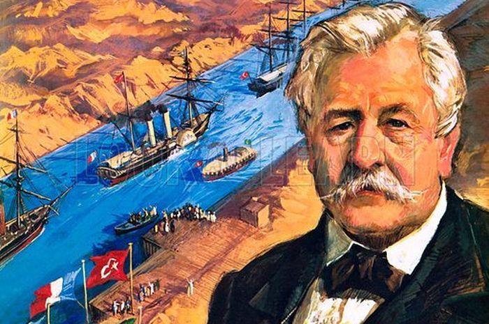 Ferdinand De Lesseps : Inisiator Terusan Suez
