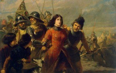 Jeanne d'Arc : Kisah Gadis Pejuang Yang Berakhir Di Tiang Pancang