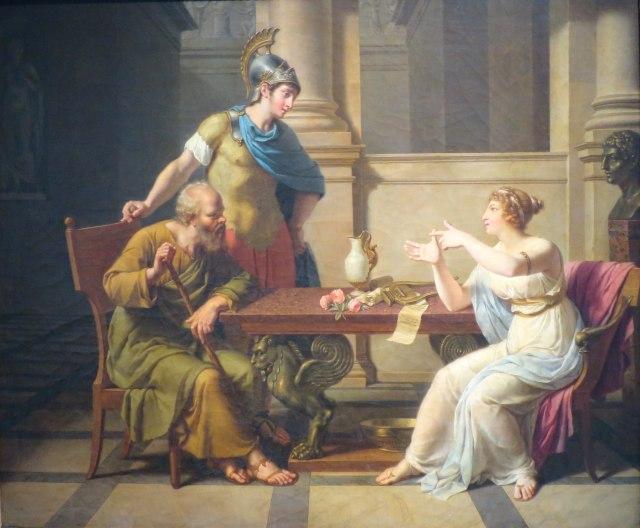 Aspasia : Wanita Hebat Era Klasik Athena